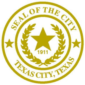 Texas City seal