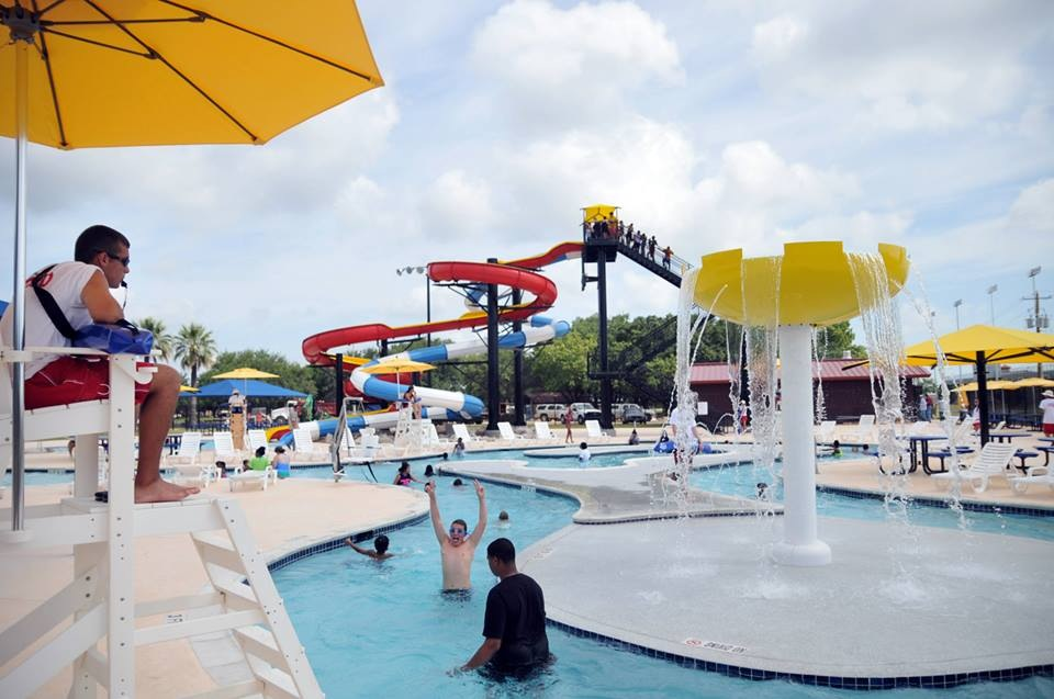 Nessler park family aquatic center opening texas city - Valley center swimming pool hours ...