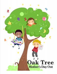 Oak Tree Mothers Day Out Logo