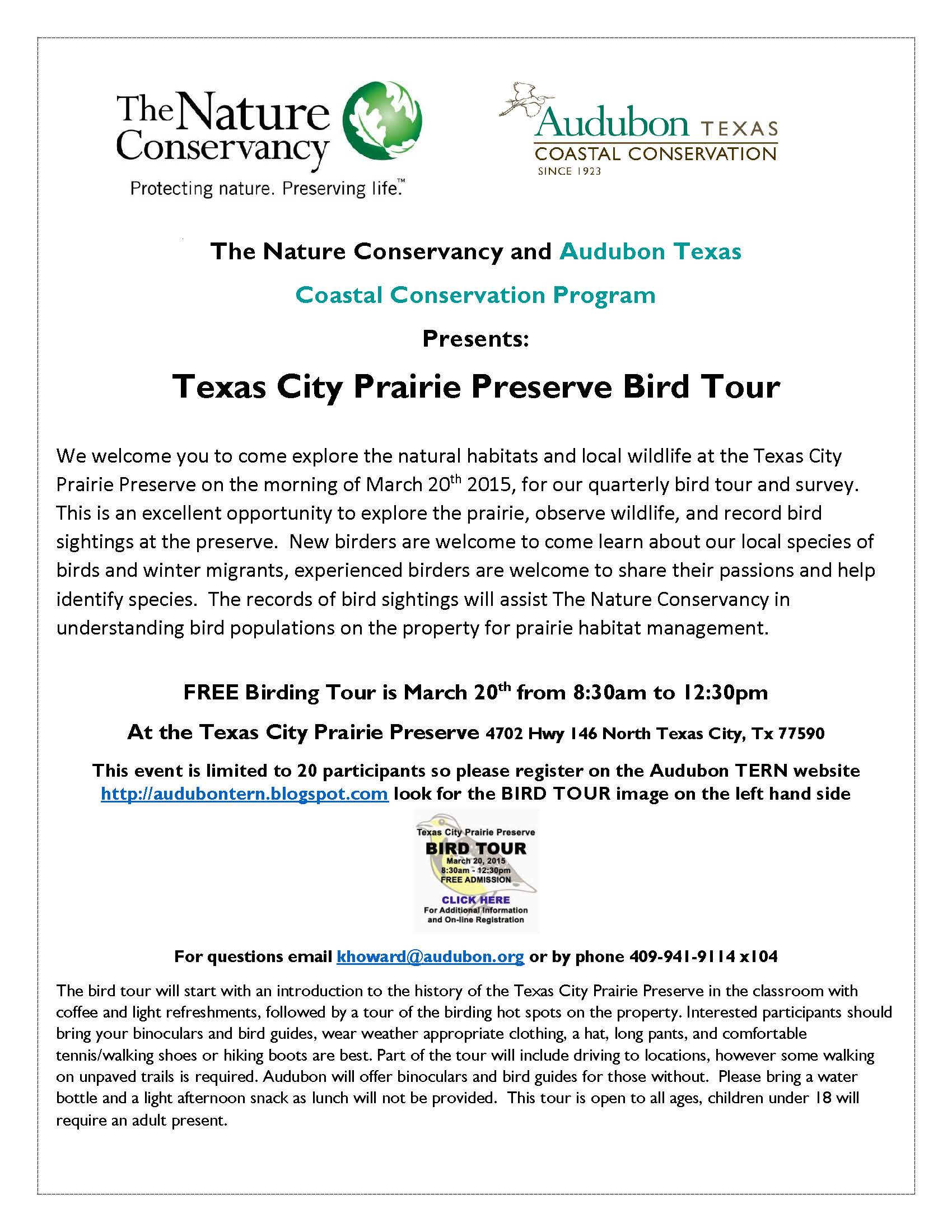 Flyer-TCPP bird tour March202015