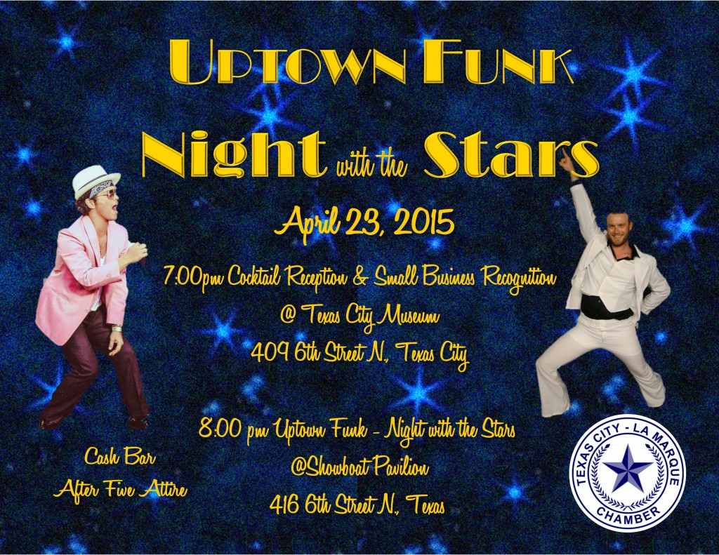 Dancing with the Stars invitation 2015