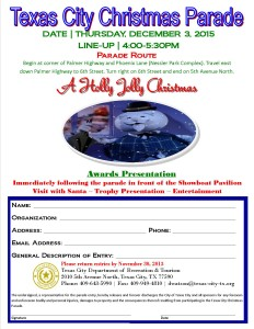 COTC Christmas Parade Entry Form CC