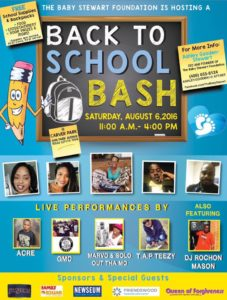 Back to School Bash @ Carver Park | Texas City | Texas | United States