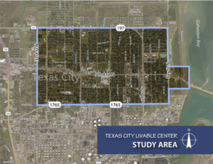 Public Meeting: Livable Centers Study Presentation @ Charles T. Doyle Convention Center   Texas City   Texas   United States