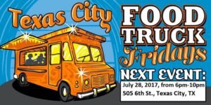Food Truck Friday!! @ 6th Street | Texas City | Texas | United States