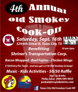 4th Annual Old Smokey Cook-Off @ El Cubano Cigars