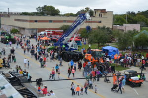 Touch-A-Truck (& Model Train Show) @ Downtown 6th Street  | Texas City | Texas | United States